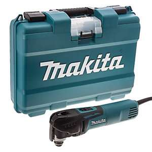 Makita Multi Tool Kit & 8Pc Accessory Kit  £80 Wickes c&c