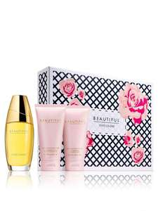 ESTÉE LAUDER Beautiful Gift Set 75ml £46.00 /Free Illuminator Radiant Perfecting Primer Worth £26.00 @ House of Fraser - Free C&C