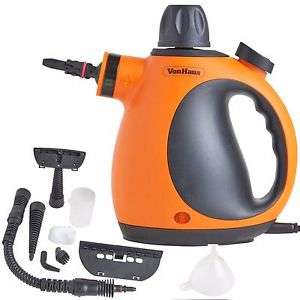 VonHaus Hand Held Steam Cleaner Steamer & Accessories £11.99 /w Code @ Ebay sold by Domu