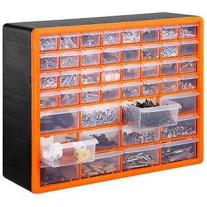 VonHaus 44 Multi Drawer Organiser @ £15.99 /w Code @ Ebay sold by Domu