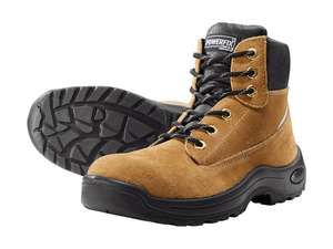 Powerfix safety boots and shoes £16.99 @ Lidl Starting next Thursday 9th Aug