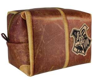 Harry Potter Hogwarts Toiletry Bag new in at Argos for £9.99
