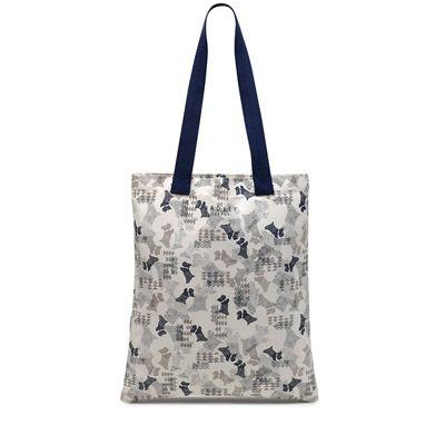 Radley - Multi-coloured canvas 'Data Dog' medium tote bag was £10 now £7 C+C w/code @ Debenhams (more in OP)