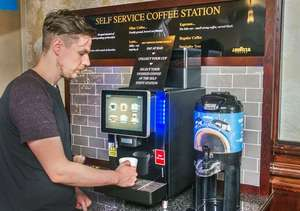 JD Wetherspoon's to cut price of all food and drink by 7.5% on September 13th e.g. all day tea & coffee refills including Lavazza £1.11