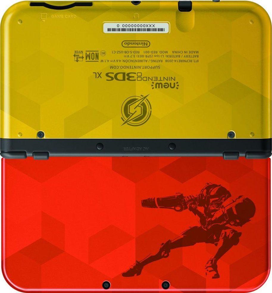 Samus 3DS XL unboxed @ CEX for £105