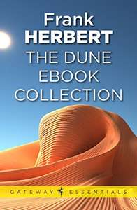 Dune: The Gateway Collection ( 6 books) for kindle - £3.99