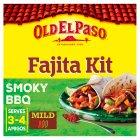 Old El Paso Original Smoky BBQ Fajita Kit 500g - £1 instore @ Herons Foods
