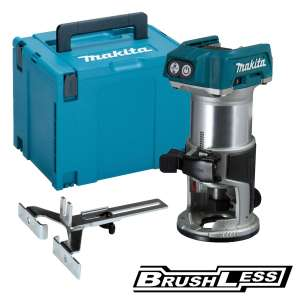 Makita DRT50ZJ 18v LXT brushless router, body only £99 @ Amazon