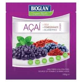 Superfood Acai powder with Goju, Pomegranate and Blueberries @ POUNDSHOP.COM £1 OR ON OFFER £4.95 delivery @ HOLLAND AND BARRETT £18.74!