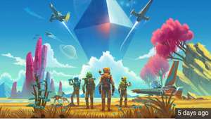 No Man's Sky PS4 Pre-owned £22.99 @ Game
