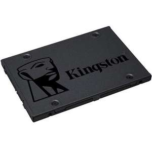 Kingston A400 120GB SSD Drive £22.31 w/code @ MyMemory