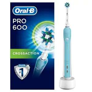 Oral B Pro 600 Cross Action Electric Toothbrush, £17.99 at Superdrug/members only