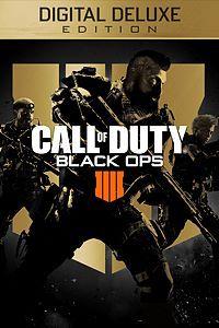 Black Ops 4 Digital Deluxe PS4 psn store £73 @ CDKeys