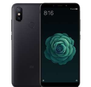 Mi A2 ( Not Lite)Dual Sim Eglobal 175.99 4gb 32gb