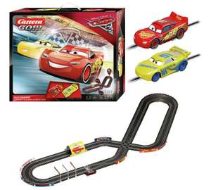 Carrera Go!!! Disney Cars 3 Racing Circuit Set £25.99 @ Argos