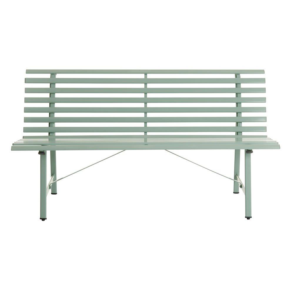 Garden Bench Metal Sage Green for £30 @ Wilko