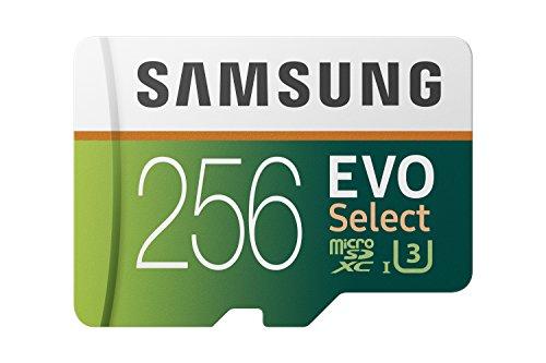 Samsung Evo Select 256GB Micro SDXC U3 Card £67.60 Amazon Italy