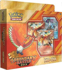 Pokemon ho-oh legendary battle deck AND Lugia legendary deck £9.99 each ,Prime / £14.48 Non Prime @ Amazon - Sold by Fun Collectables and Fulfilled by Amazon.