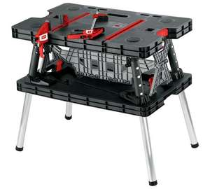 Keter easy folding workbench was £69.99 now £44.99 @ Argos