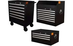 Halfords Advanced Tool Chest and Cabinet Bundle £540 with code