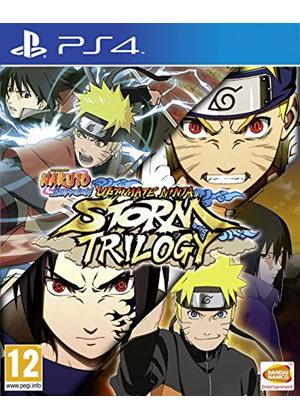 Naruto Ultimate Ninja Storm Trilogy (PS4) £18.85 Delivered @ Base