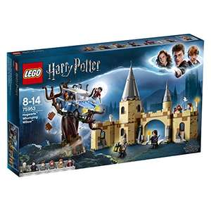 LEGO 75953 Harry Potter Whomping Willow Building Set, Hogwarts Castle, the Chamber of Secrets Movie 43.59 @ Amazon