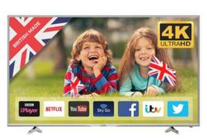 """65"""" 4K Ultra-HD Smart LED TV Freeview HD -  C65ANSMT-4K £598.80 at CPC"""