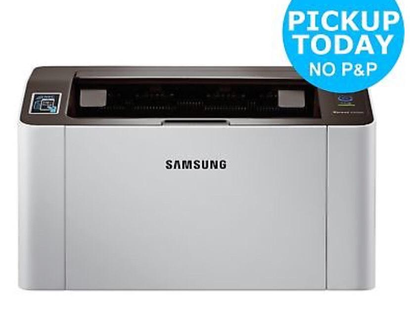Samsung Xpress M2026 Mono Laser Wireless Printer £36.00 (C&C) w/ code PICKANY @ Argos eBay
