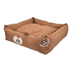 Glitch - Kimba Small Dog Bed – Hypoallergenic Dog Bed – Car and Travel Dog Cushion for Small Dogs 57p @ amazon / onogo