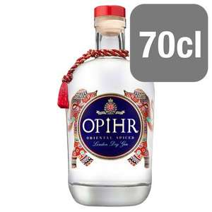 Oriental Spiced London Dry Gin - £18 @ Tesco