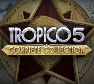 Tropico 5 - Complete Collection [PC/Steam] £3.45 @ Fanatical