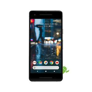 "Grade C Google Pixel 2 Just Black 5"" 64GB 4G Unlocked & SIM Free £296.97 with code @ Buyitdirect / ebay"