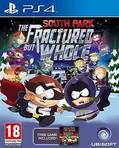 Pre-owned- South Park Fractured but whole PS4 £9.99 boomerangrentals / Ebay
