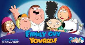Free Family Guy Yourself! Make Your own character based on the show and pop yours in the comments