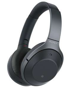 SONY WH-1000XM2 Wireless Bluetooth Noise-Cancelling Headphones - Black At £299.99 currys
