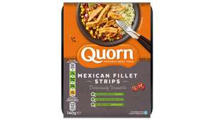 Quorn Mexican Fillet Strips  @ Heron Foods