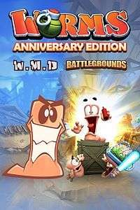 Worms Anniversary Edition Xbox One @ Microsoft Store - £10.56. Includes worms wmd and worms battlegrounds
