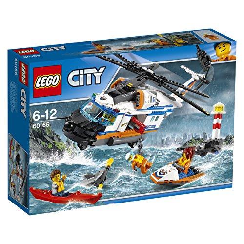 LEGO UK 60166 Heavy Duty Rescue Helicopter - £20 @ Amazon