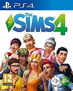 Sims 4 PS4 game £14.99 Prime / £17.98 Non Prime at Amazon