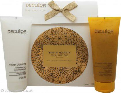 Decleor Box Of Secrets Duo Gift Set 200ml Aroma Confort Moisturising Body Milk + 200ml 1000 Grain Body Exfoliator £18.00 including delivery @ Perfume Click