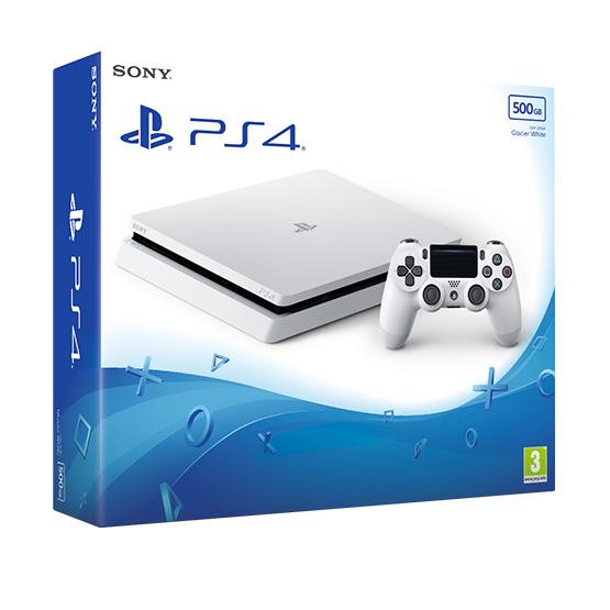 PS4 slim 500gb white - £219.85 @ ShopTo