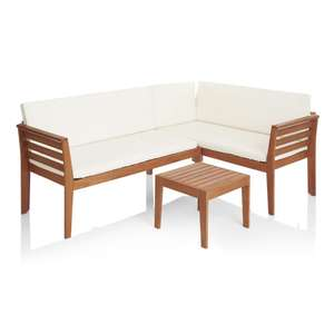 Outdoor corner sofa from Wilko £108 Delivered was £250