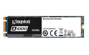 Kingston A1000 960GB M.2 SSD - £190.65 @ Ebuyer