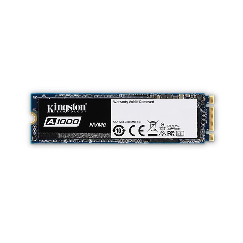 Kingston A1000 480GB M.2 SSD - £95.63 @ Ebuyer