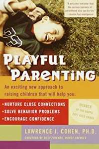 Fantastic Parenting Kindle book - Playful parenting 99p @ Amazon