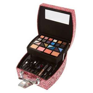 Make up with vanity case at Claire's accessories was £45 now £10