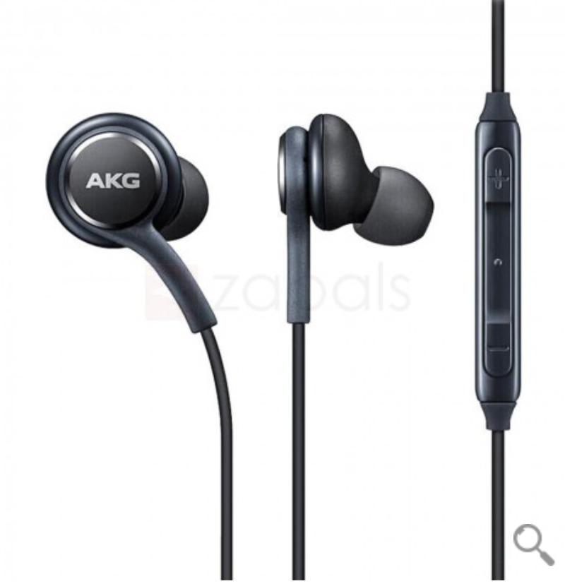 OEM Samsung AKG S8 Headphones Earbuds with Mic