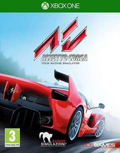 Assetto Corsa Xbox One - £16.49 Prime / £19.48 non-Prime - Sold by Ace Goods Co. Ltd / Fulfilled by Amazon
