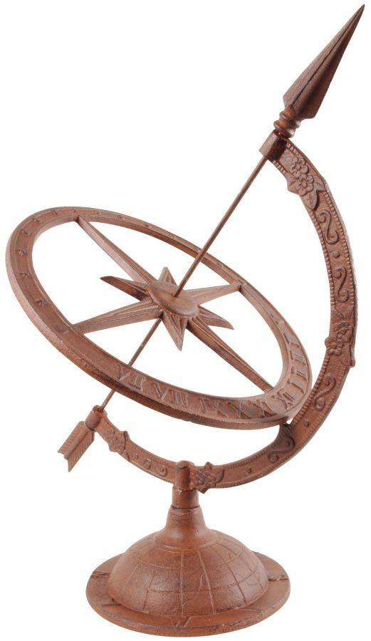 Cast iron sundial - £48.99 @ Primrose (+£4.99 P&P)