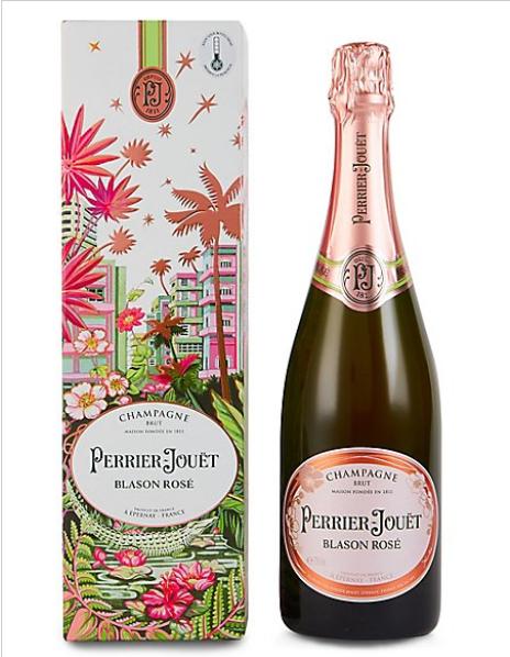 Perrier Jouet Blason Rose Champagne - £34.66 instore @ M&S